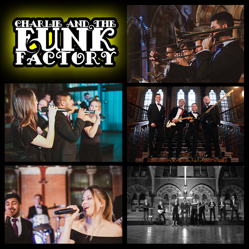 Charlie and the Funk Factory - Party band