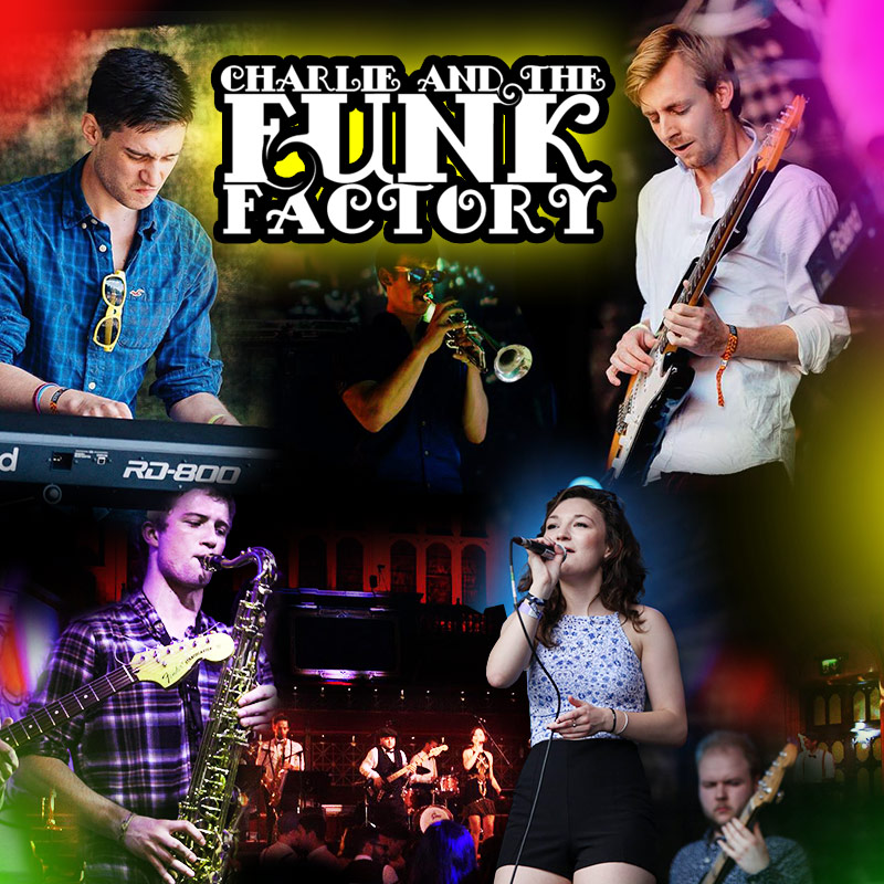 Charlie and the Funk Factory
