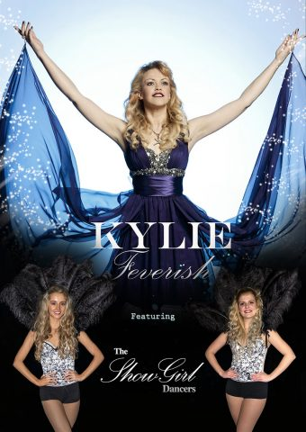 Kylie tribute - FEVERISH - Joanne Steel