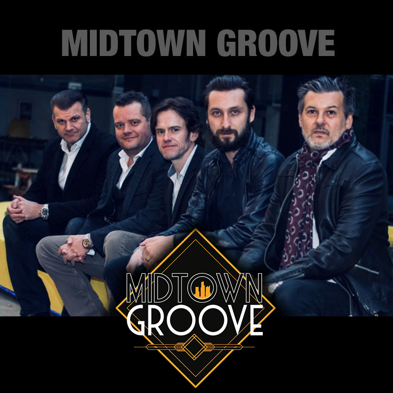 Midtown Groove - party band