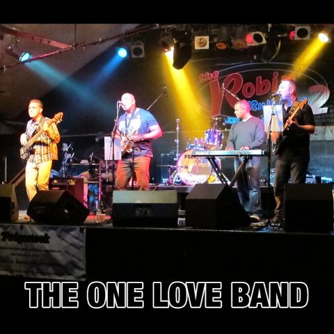 The One Love Band - reggae band