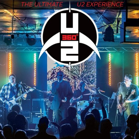 U2 tribute band - U2 360