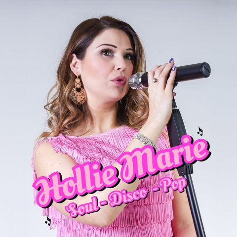 Hollie Marie - female solo vocalist