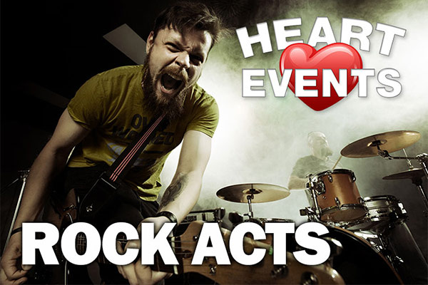 Rock covers bands rock tribute bands Midlands