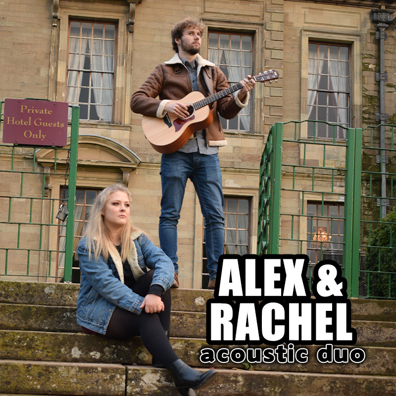 Alex and Rachel - acoustic duo