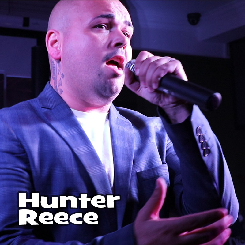 Hunter Reece - solo vocalist