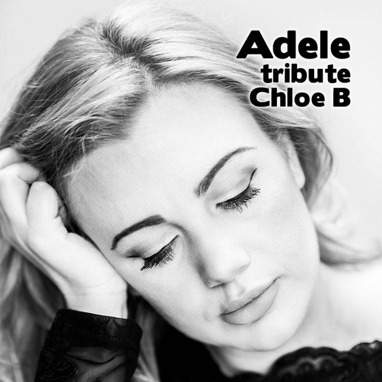 Adele tribute Chloe B