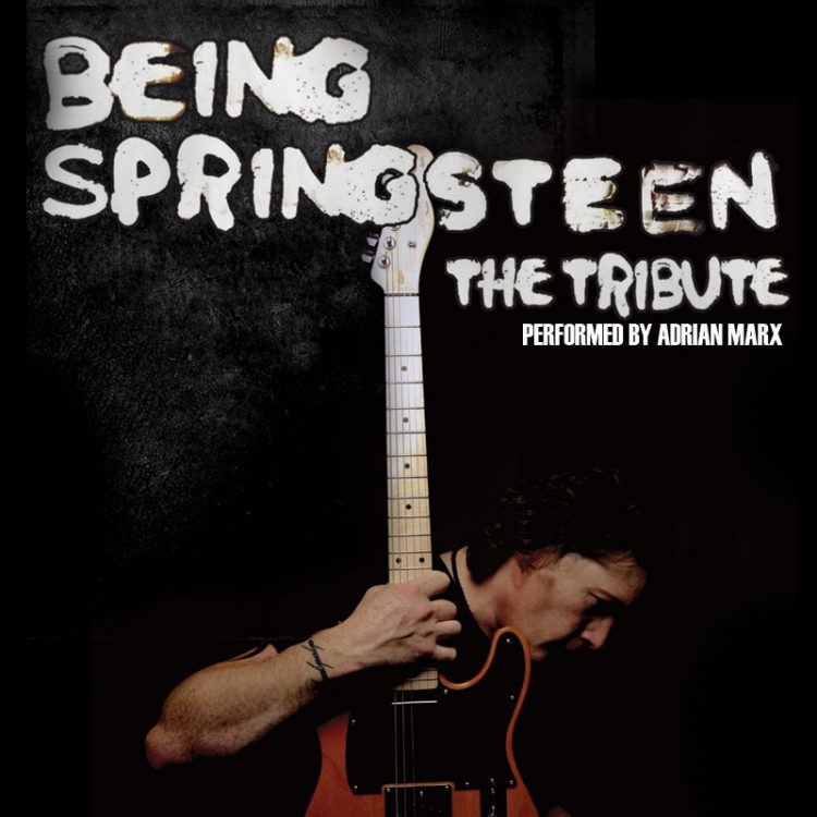 Bruce Springsteen tribute - Being Stringsteen - Adrian Marx