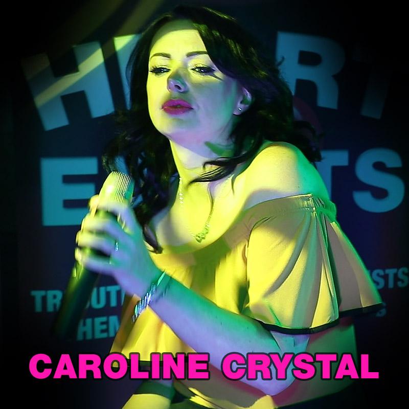 Caroline Crystal - solo vocalist