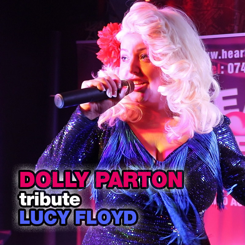 Dolly Parton Tribute - Lucy Floyd
