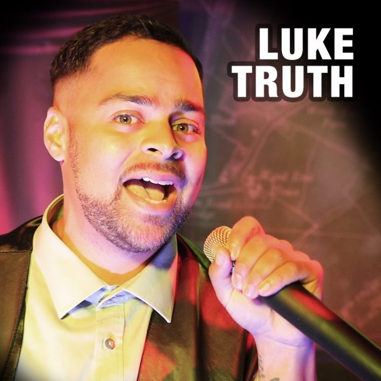 Luke Truth - solo vocalist