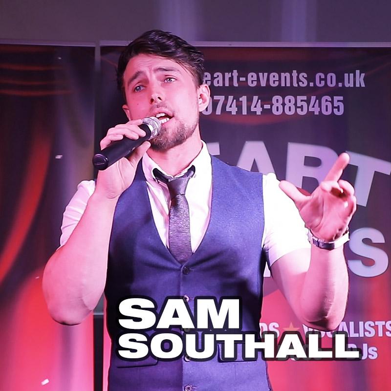 Sam Southall - solo vocalist