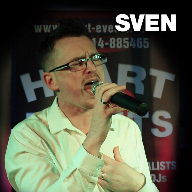 Sven - solo vocalist