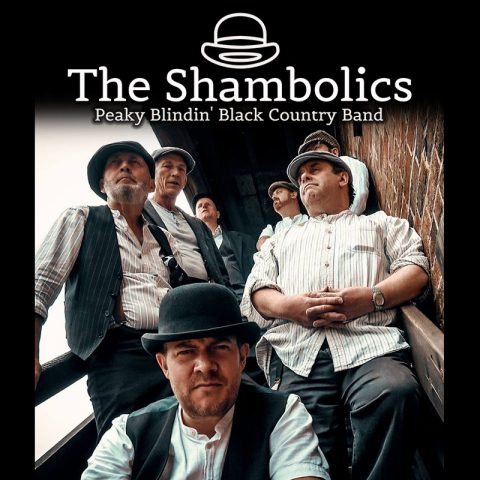 The Shambolics - Peaky Blindin' Black Country Band