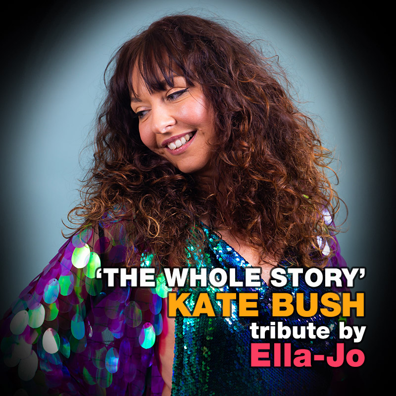 The Whole Story - Kate Bush tribute by Ella-Jo