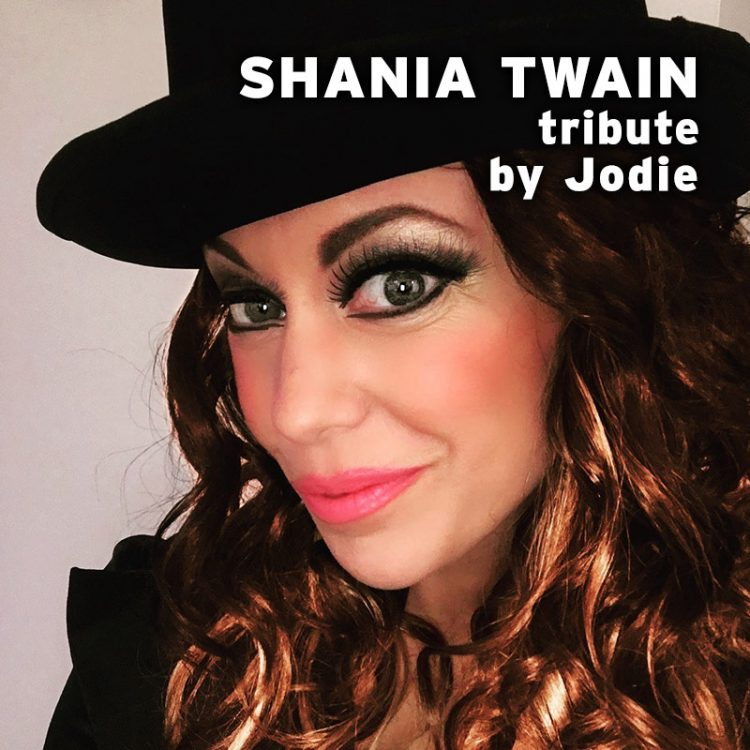 Shania Twain tribute by Jodie