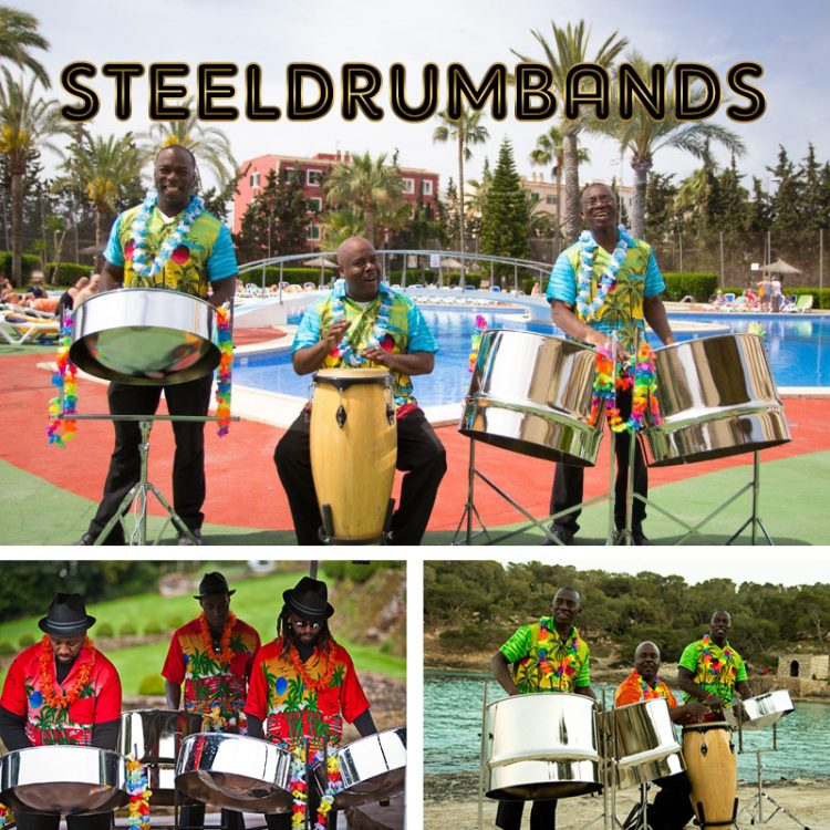 Steeldrumbands - Caribbean music