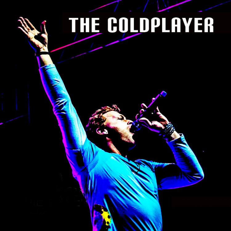 The Coldplayer - Coldplay tribute