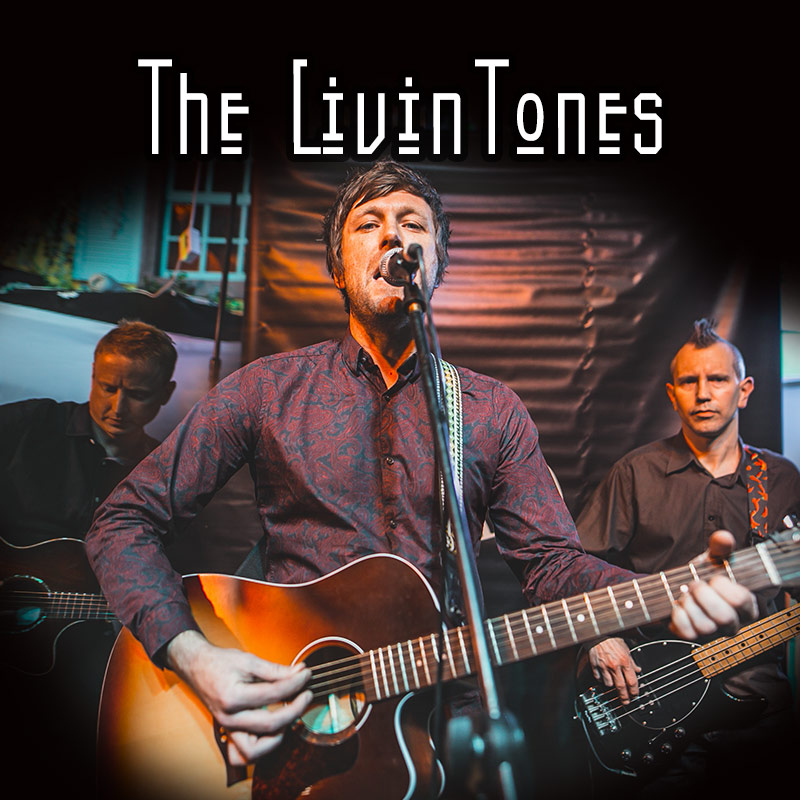 The LivinTones - electro-acoustic trio