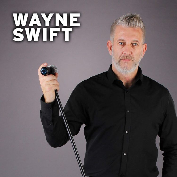 Wayne Swift - solo vocalist