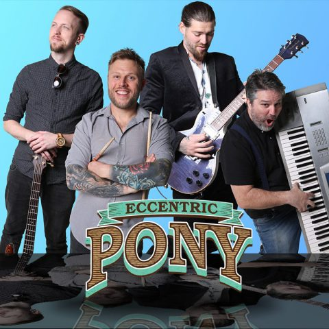 Eccentric Pony - party band