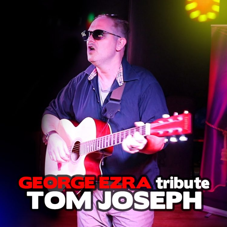 George Ezra tribute - Tom Joseph