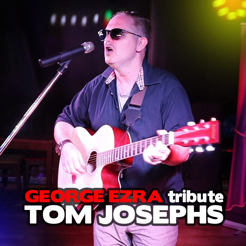 George Ezra tribute - Tom Josephs