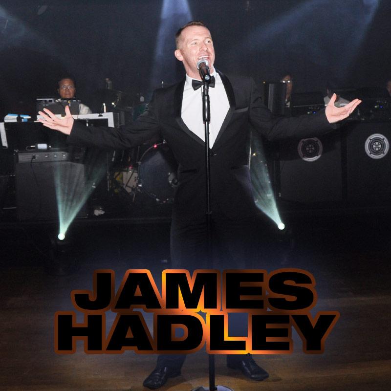 James Hadley - solo vocalist