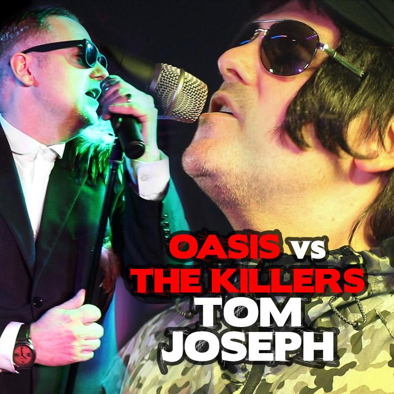 Oasis Vs The Killers + Britpop & Indie Rock - Tom Joseph