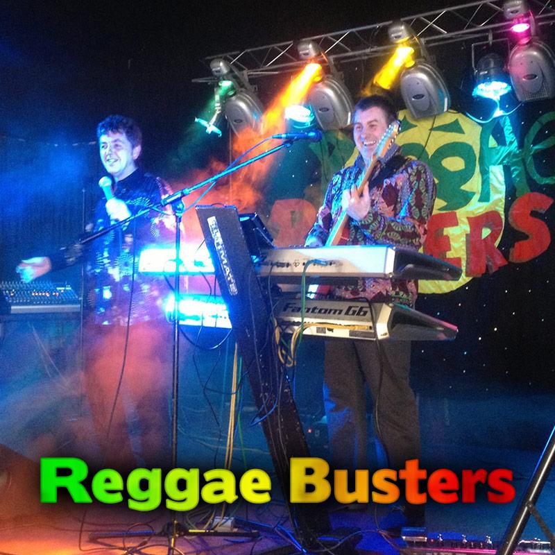 Reggae Busters duo