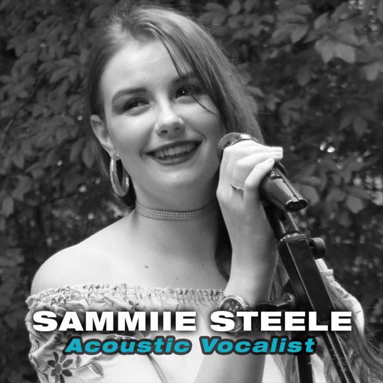 Sammiie Steele - solo vocalist