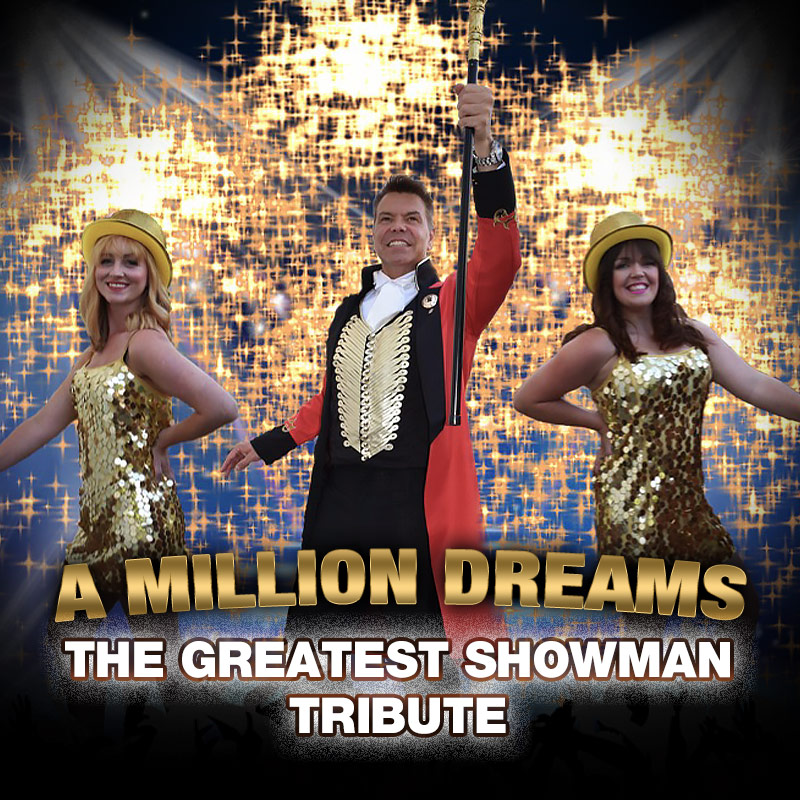 A Million Dreams - The Greatest Showman tribute