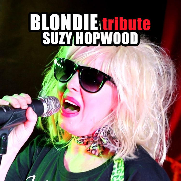 Blondie tribute - Suzy Hopwood