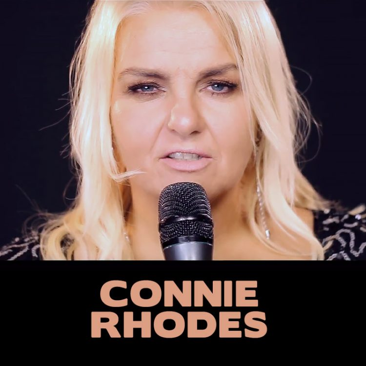 Connie Rhodes - solo vocalist