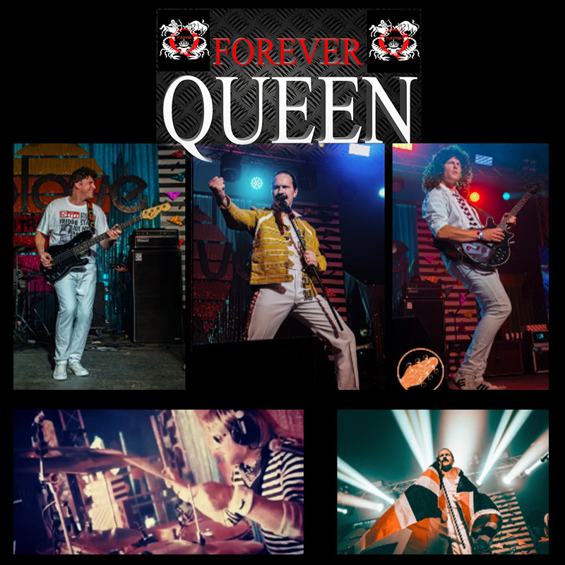 Queen tribute band - Forever Queen