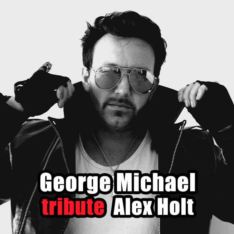 George Michael tribute - Alex Holt