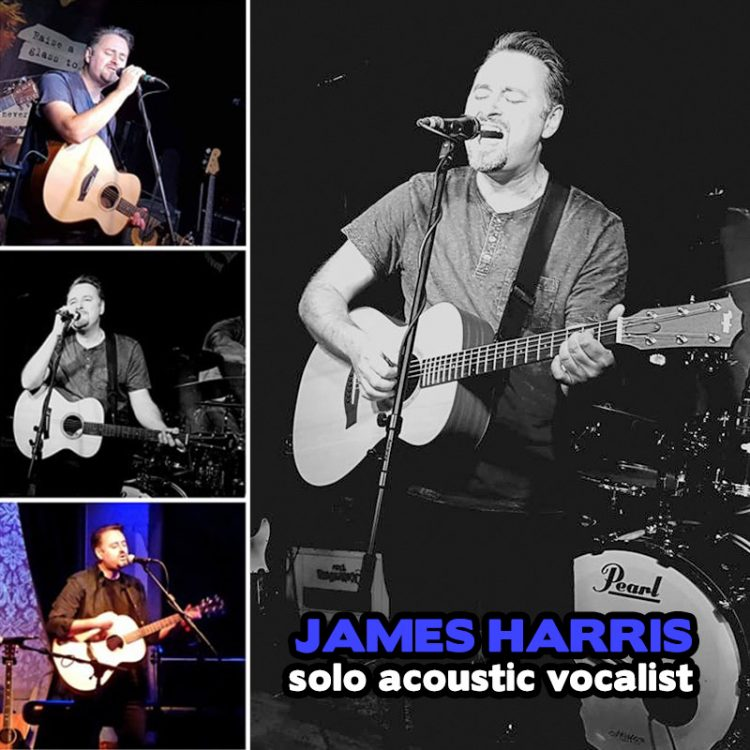 James Harris - acoustic vocalist
