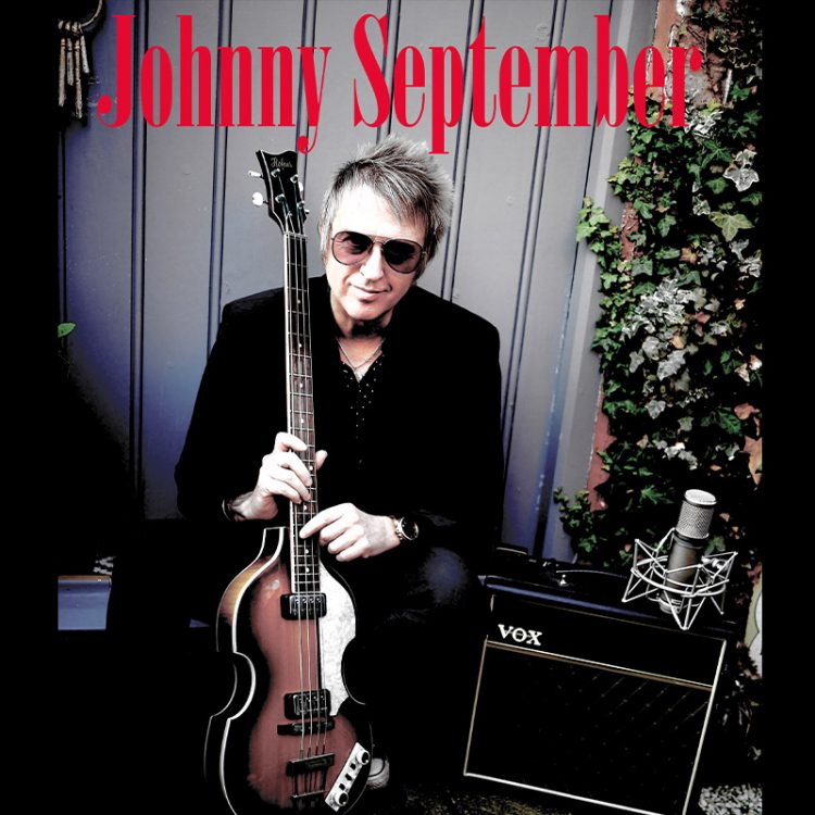 Johnny September - guitar vocalist