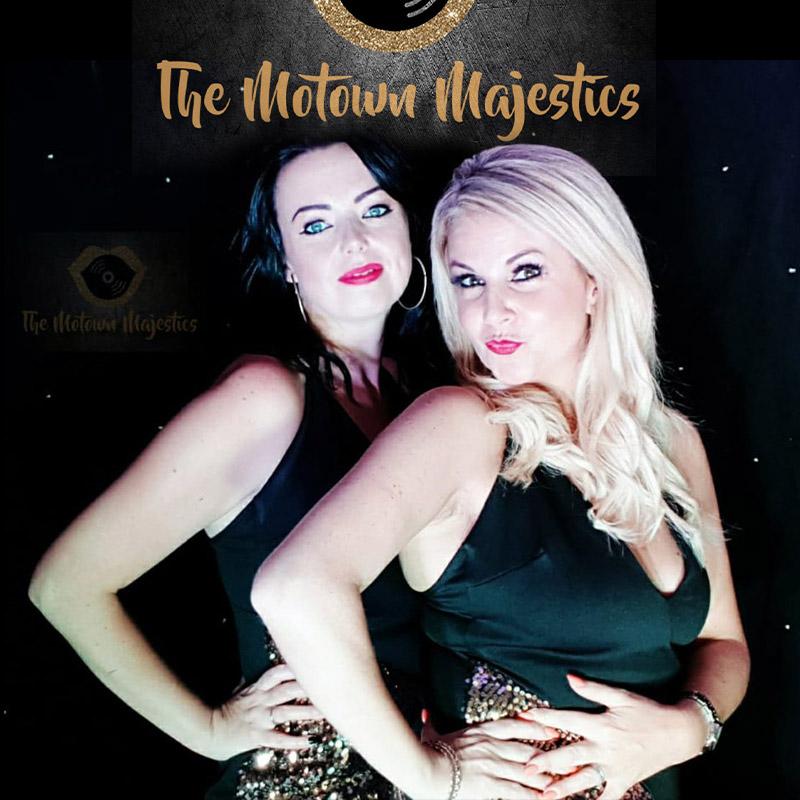 Motown Majestics duo
