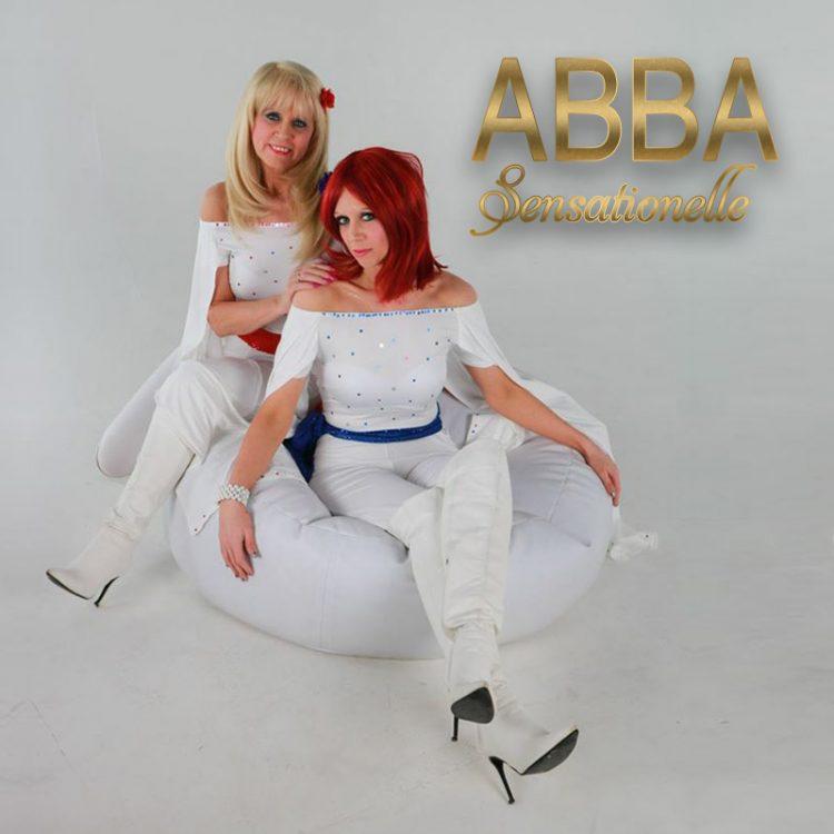 Abba tribute duo - ABBA Sensationelle