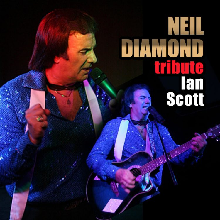 Neil Diamond tribute - Ian Scott
