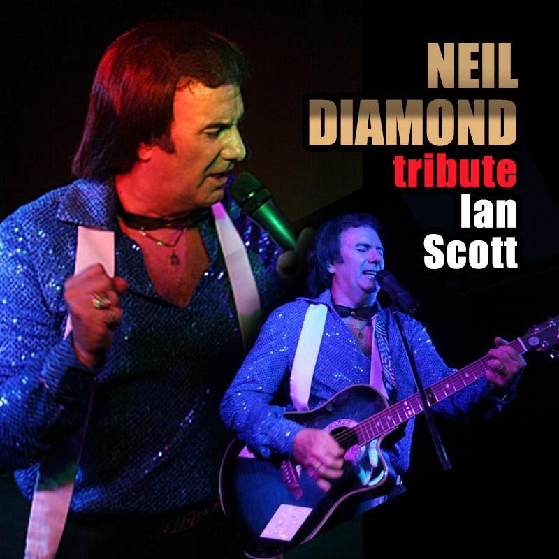 Neil Diamond tribute - Ian Scott
