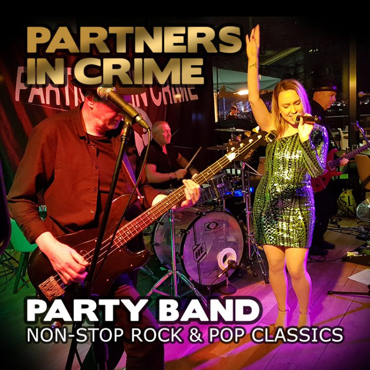 Partners In Crime Party Band