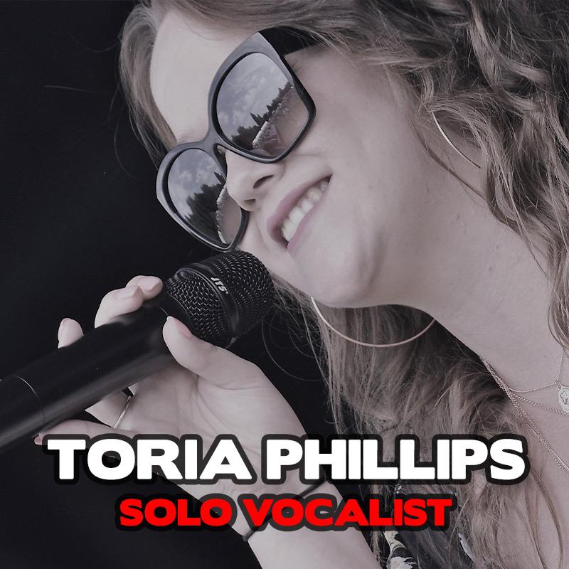 Toria Phillips solo vocalist