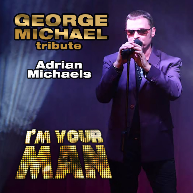 George Michael tribute - Adrian Michaels