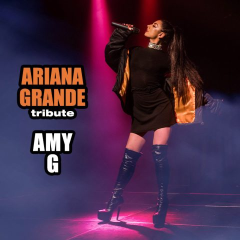 Ariana Grande tribute - Amy G