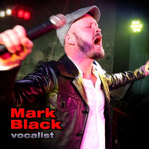 Mark Black - solo vocalist