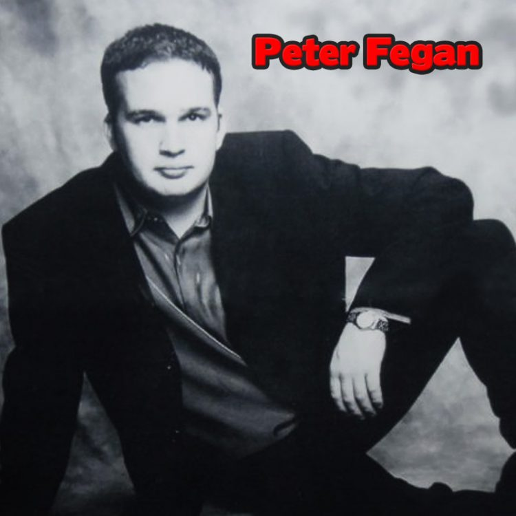 Peter Fegan - solo vocalist