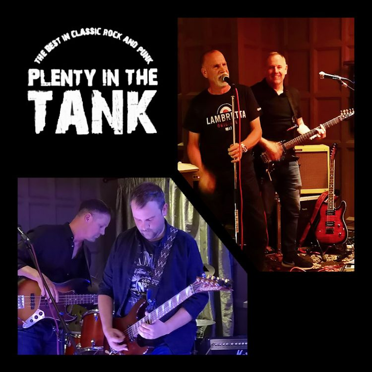 Plenty In The Tank - party band