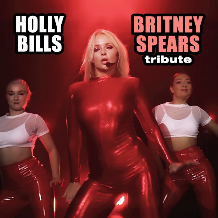 Britney Spears tribute - Holly Bills